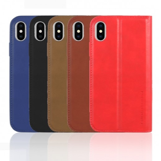 HDD Classis Folio Case for iPhone XS Max