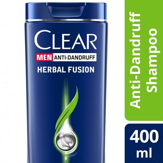 Clear Men Herb Fusion Shampoo 400 ml
