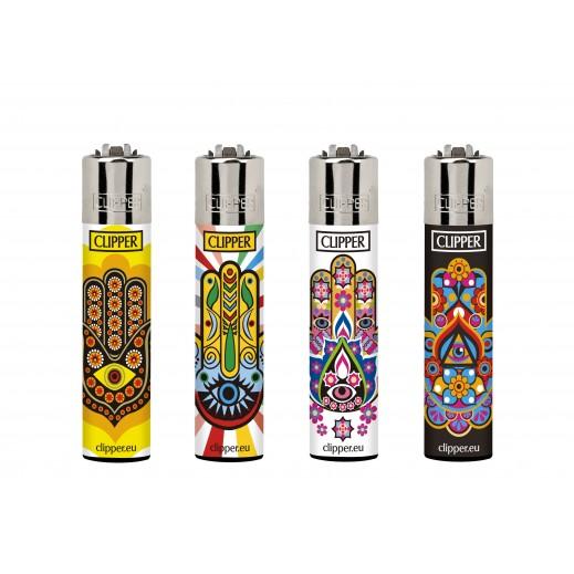 Clipper Classic Design Lighter (Mixed Designs 1 piece)