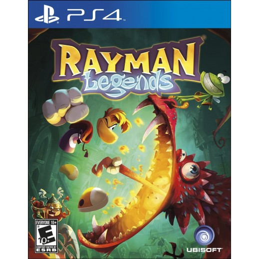 Rayman Legends for PS4 - NTSC