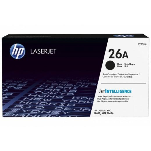 HP 26A Original LaserJet Toner - Black