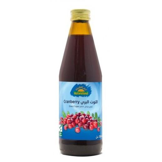Natureland Cranberry Juice 330 ml