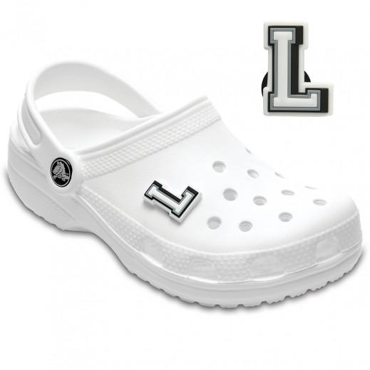 Crocs Letter L Jibbitz