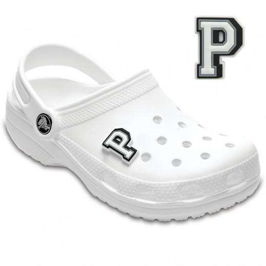 Crocs Letter P Jibbitz