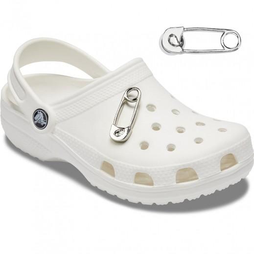 Crocs Metallic Punk Safety Pin Jibbitz