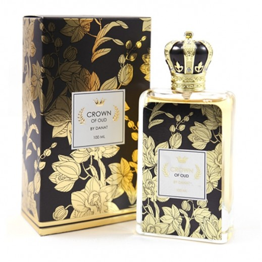 Danat Crown Of Oud For Unisex EDP 100 ml