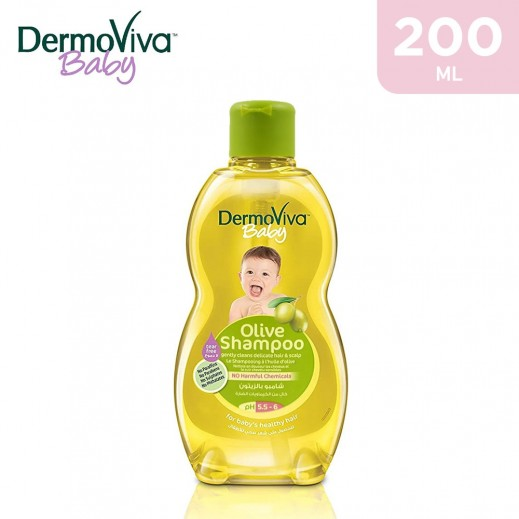 Dabur DermoViva Olive Baby Shampoo 200 ml