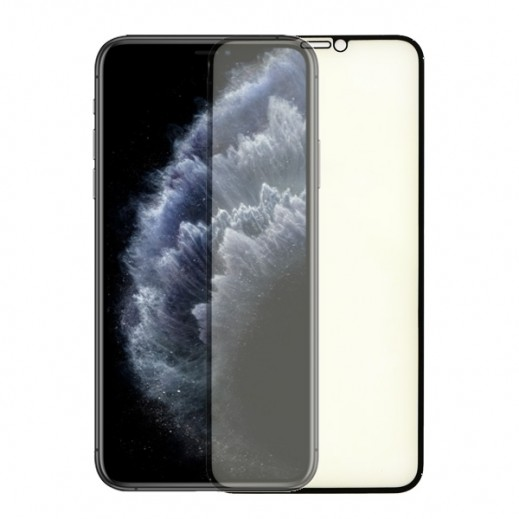 Devia Anti-Blue Ray Tempered Glass Screen for iPhone 11 Pro - Black