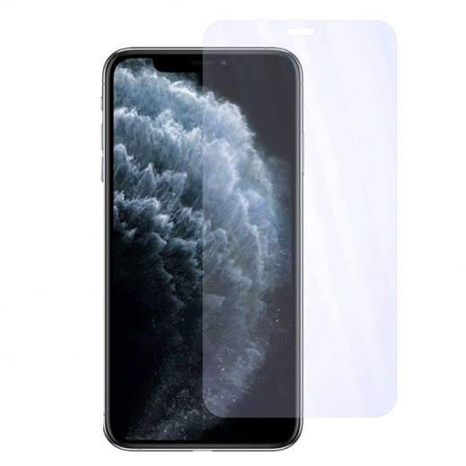 Devia Entire View Full Screen Tempered Glass for iPhone 11 Pro Max – Clear