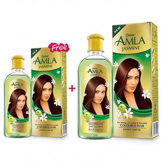 Dabur Amla Jasmine 300 ml + 100 ml Free