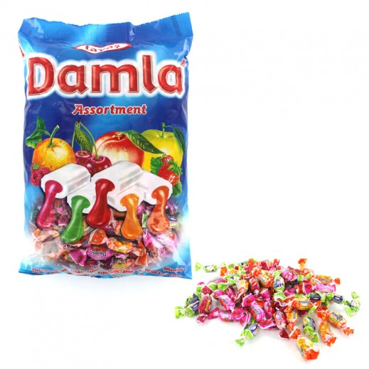 Damala Toffi Sweet Assorted Flavor 1 kg