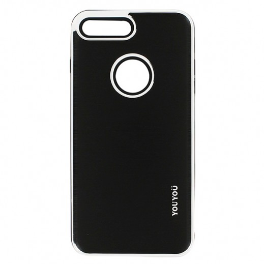 YouYou Back cover Case For iPhone 7 Plus Black