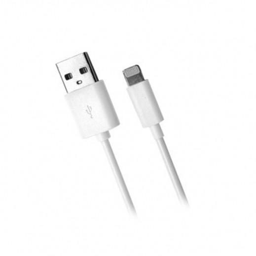 Konfulon Lightning cable 1m White