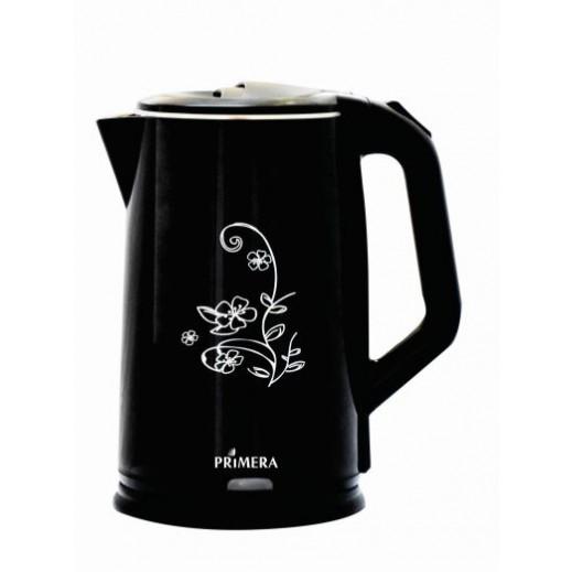 Primera 1.8 L Dash Concealed kettle - Black