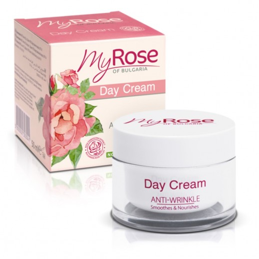 My Rose Anti Wrinkle Day Cream 50 ml