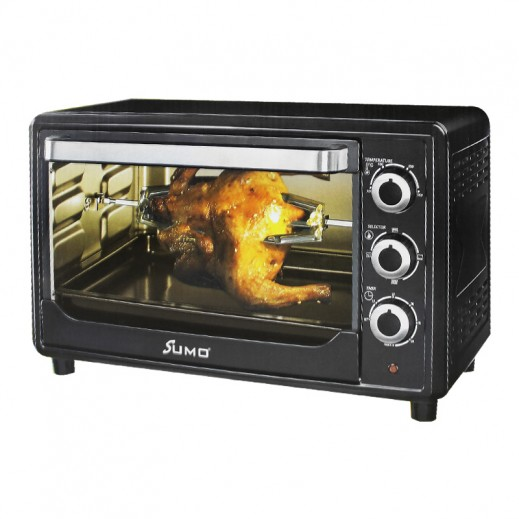 Sumo 35L Electric Oven with Rotisserie