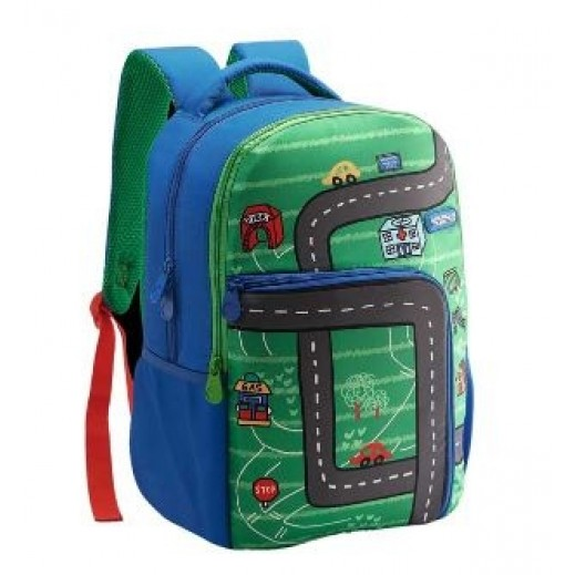 American Tourister Diddle 01 Backpack Blue