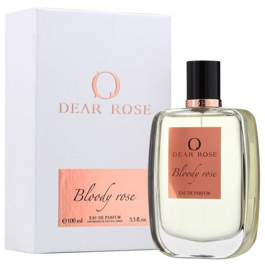 Dear Rose Bloody Rose For Her EDP 100 ml - delivered by Beidoun