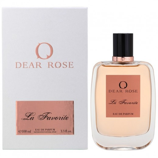Dear Rose La Favorite For Unisex EDP 100 ml - delivered by Beidoun
