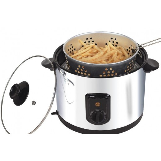 BM Satellite Deep Fryer Steel
