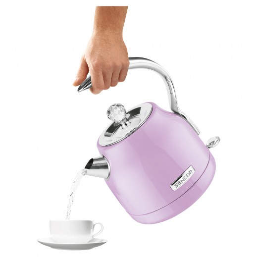 Sencor Electric kettle 1.5L 1500W Violet