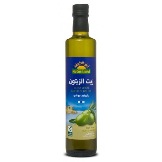 Natureland Organic Greek Olive Oil 500 ml