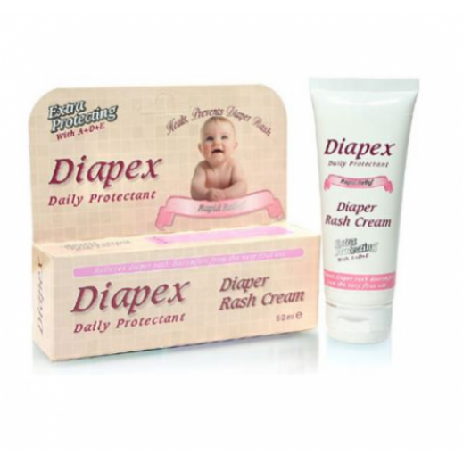 Diapex Daily Protectant Baby Diaper Cream 60 ml