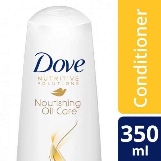 Dove Conditioner Nourishing Oil 350 ml