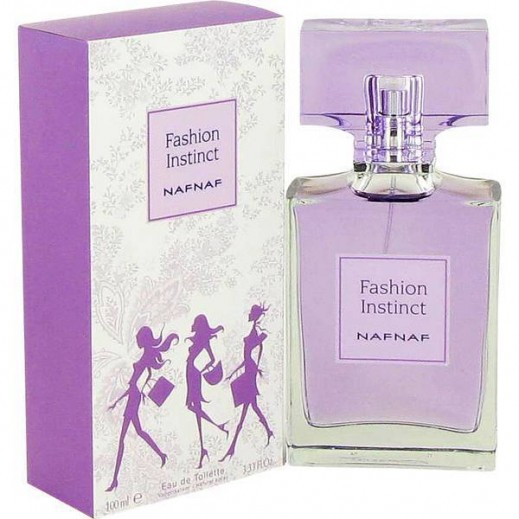 Nafnaf Fashion Instinct For Her EDT 100 ml