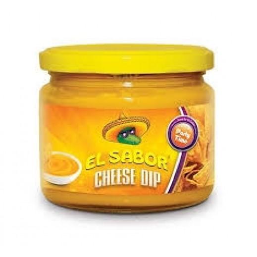 El Sabor Cheese Dipping Sauce 300 g