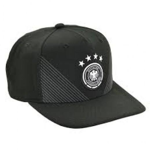 Adidas DFB Home Flat Cap Black