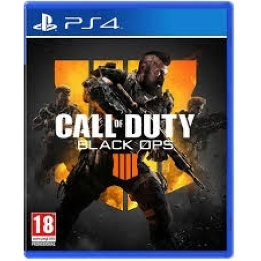 Call of Duty Black Ops 4 for PS4 - PAL