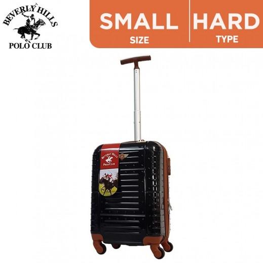 Beverly Hills Polo Club Amor Small Hard Luggage 57 cm Black