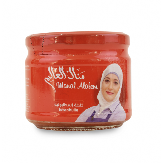 Manal Alalem Istanbulia Sauce 300 g