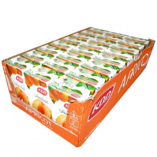 KDD Apricot Juice Carton 24 x 250 ml