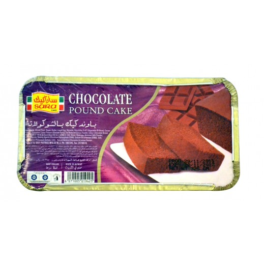 Sara Pound Cake Chocolate 325 g