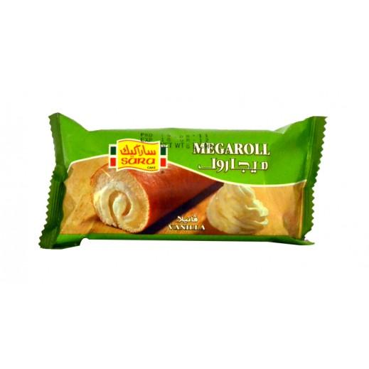 Sara Mega Roll Vanilla 85 g