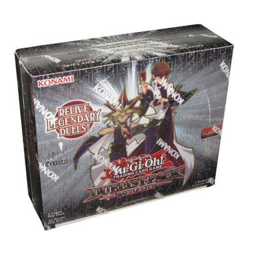 Duelist Pack: Battle City Booster Box (36 packs)