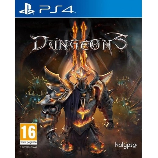 Dungeons 2 for PS4 - PAL