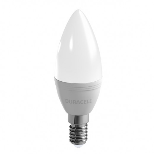 Duracell 5.4 W E14 Candle LED