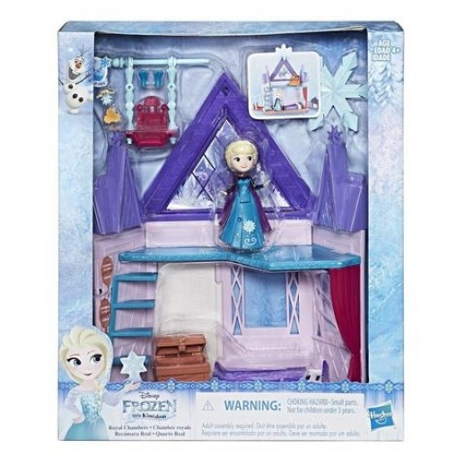 Hasbro Disney Frozen Royal Chambers Playset