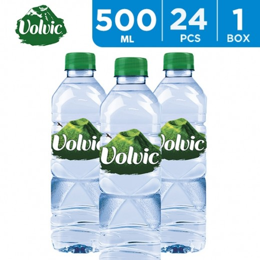 Volvic Mineral Water 24 x 500 ml