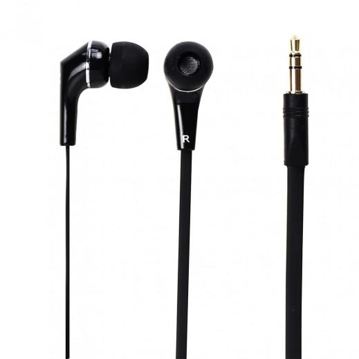 Promate EarMate Universal Stereo Earphones Black