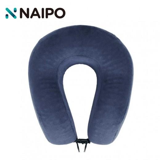 Naipo Memory Foam Travel Rest Pillow MGP-LDU3