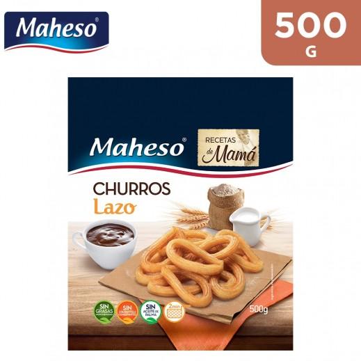 Maheso Churros Lazo Snacks 500 g