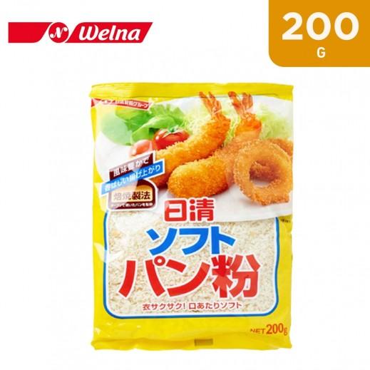 Nissin Soft Panko Bread Crumbs 200 g