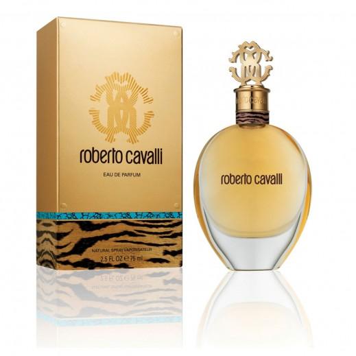 Roberto Cavalli Gold For Her EDP 75 ml