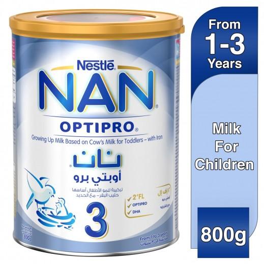 Nan Optipro Stage 3 (1 - 3 Years) 800 g