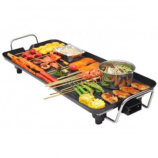 Electric Barbecue Grill Plate 1500W