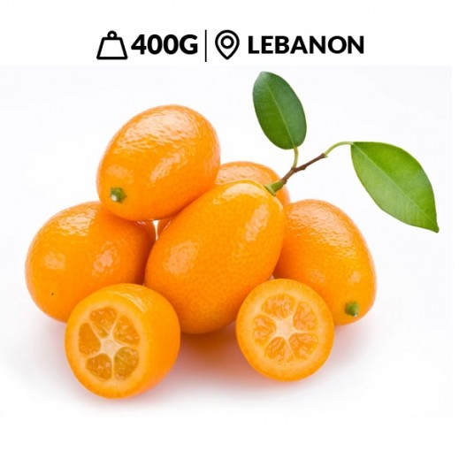 Fresh Lebanese Kumquats (400 g Approx.)
